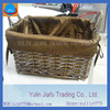 Cheapest Wicker Baskets With Liner
