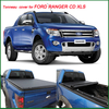 Custom truck parts real truck tonneau covers for FORD RANGER CD 2013 XLS
