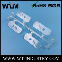 plastic enclosure rapid prototype/clear abs pc injection molding/plastic parts for injection moulding