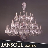 high end chandelier antique hotel crystal haning pendant lights over island