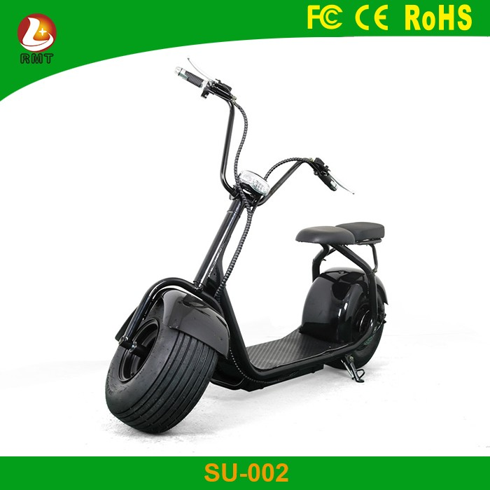Adults super power 4 wheel halley electric scooter 2000w 60v manufacturers