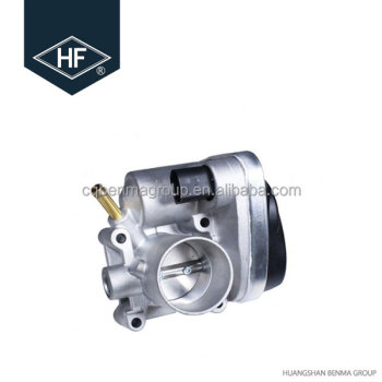 04E133062B Auto engine part aluminum throttle body for VW