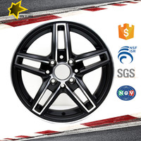 Concave cast 14,15,16 inch Alloy Wheels for car