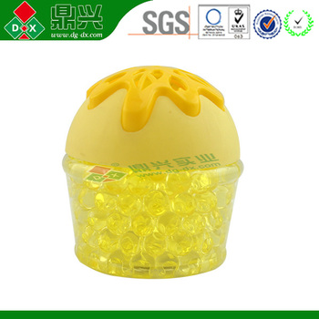 Hot selling portable home use air freshener gel in stock