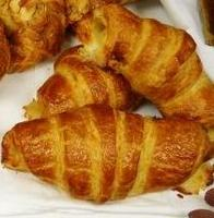 Wholesale, Ham & Cheese Croissant, croissants, bagels, muffin, danish, donuts, cakes, breads, scones, bars, cookies