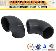 ASTM A234 WPB SCH40 90 DEG IR Butt Welded Carbon Steel Elbow Pipe Fittings