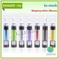 2014 Newest electronic cigarette original kanger t3s with replacement coil