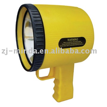 halogen power portable rechargeable SPOTLIGHT