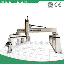 5 Axis 3d Cnc Carving/engraving Wood/foam/mould Cnc Router Machine RCF2560
