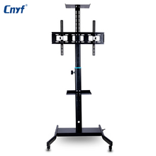 "tv cart available LED LCD television stand/used tv stand for 32-65""display"