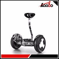Chrome 2015 Newest Wheels Powered 2 Electric Scooter 10 Inch Wheel