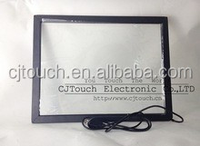 infrared touch screen 19 inch real multi ir touch frame,ir touch screen overlays for LCD or TV