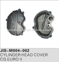 Motorcycle parts & accessories cylinder head cover for CG EURO II