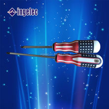 YiWu No.1 Insulated VDE and GS Slotted Electrician Screwdriver insulated screwdriver 1000V