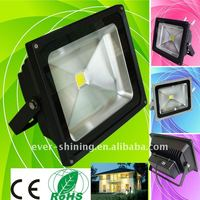 2014 high color rendering index IP65 led flood light