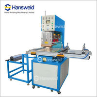 Automatic rotary High Frequency clam shell & blister packing welding&cutting machine for PVC,APET,PETG,GAG