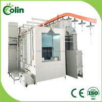 baking coated oven (curing oven) powder coated painting machine car spray booth