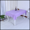 factory direct sale 100% polyester restaurant wedding linen tablecloth