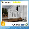 ECO Friendly Wpc Fencing Vinyle Railing