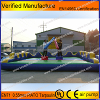 competitive price inflatable gladiator arena,inflatable jousting game,inflatable jousting sticks