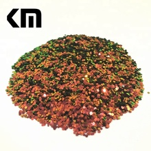 Hot Sell Poly Hexagon Shape Special Shine Color Shifting Opalescent Pigment Glitter for Body Painting