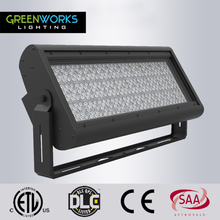 Factory directly sell outdoor IP65 high lumen 400w led floodlight with ETL DLC approval