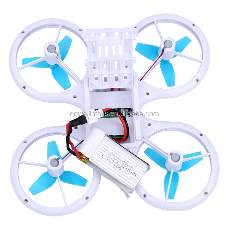 DWI Dowellin Good Stability Led Strobe Light RC Drone With Reasonable Price