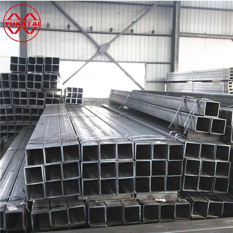 stock tube mild carbon steel x 100mm hr squre pipe alibaba website