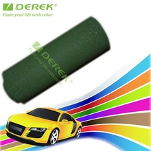 Army green color brilliant car paint protection film for wrapping vehicle body
