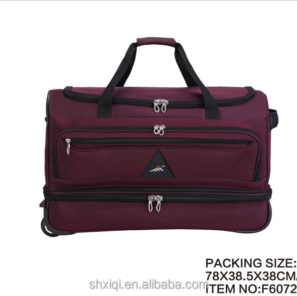 expandable sports duffle bags