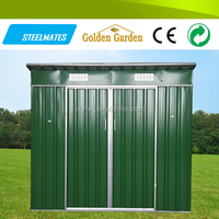mini decorative houses GB Standard rustproof Yihua diy prefab house
