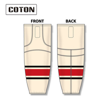 Cheap custom design youth Ice hockey socks canada
