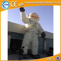Hot sale inflatable spaceman, inflatable astronaut for advertising