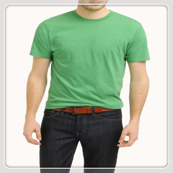 cheap 60 cotton 40 polyester blank t shirts for men