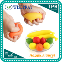 Alibaba eco friendly bouncy balls soft grip stress relief toys