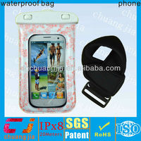 waterproof mobile phone pouch for samsung s4