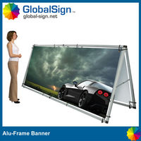 Most Popular Outdoor Pop Up Display Banner Trade Show Backdrop Stands