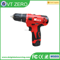 Hot Sale 12V Cordless Drilling Driver Rechargeable Electric Hand Compact Driver Drill Machine