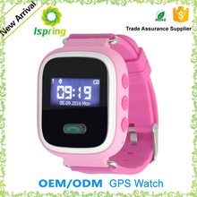 kids gps watch phone with sos call ,wrist promotion watch,smart watch with sim card