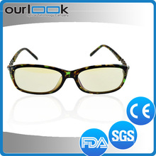 Latest Fashionable Slim Style Unisex Face Shape Match Wholesale Cheap Eyeglasses Frame