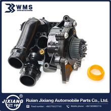 Water pump assembly 06H121026T 06H121026BA For Audi A4 Q5 VW Golf Jetta GTI Passat Tiguan Beetle Golf Skoda 1.8 2.0T 06H121026Ab