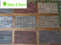 Solid Surface Artificial Culture Stone Decorative Bricks