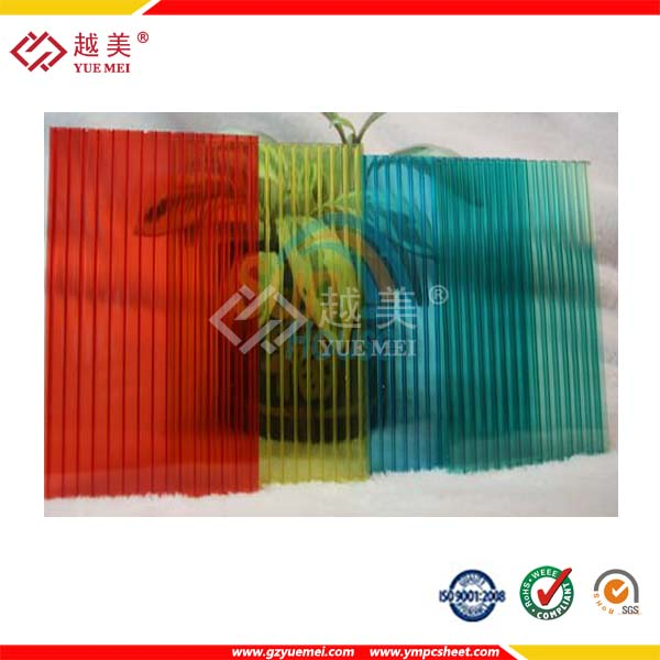 twin wall clear polycarbonate sheet garage polycarbonate roofing tile
