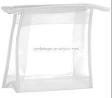 Clear Pvc Pouch For Cosmetic Gift Packing Waterproof PVC Pouch