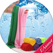 wedding souvenirs cooling towel by functional fabric China factory provider