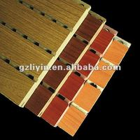 fire rated mdf board acoustic material