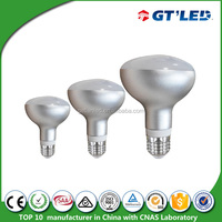 LED Bulb Light 10w 120 Degree Beam Angle 200-240v Input Voltage LED R80 E27 Dimmable
