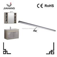 Polished chrome Brushed nickel 230v ip44 led bathroom mirror light for bathroom furniture