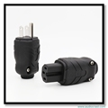 Pure Copper US Power Adapter PLUG 30ANEMA