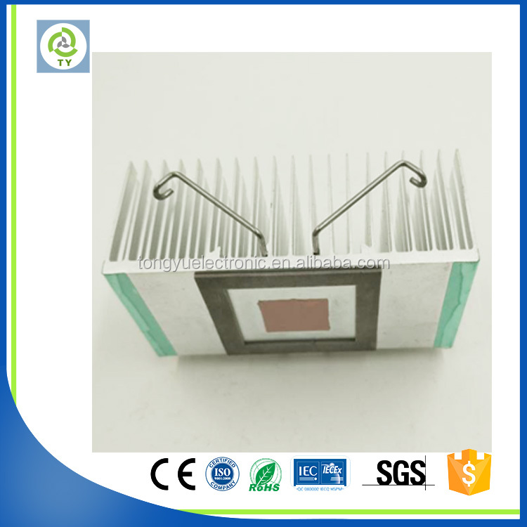 aluminum fins cooling heatsink from China manufacturer